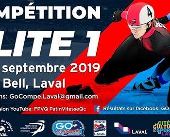 Compétition élite 14 et 15 septembre